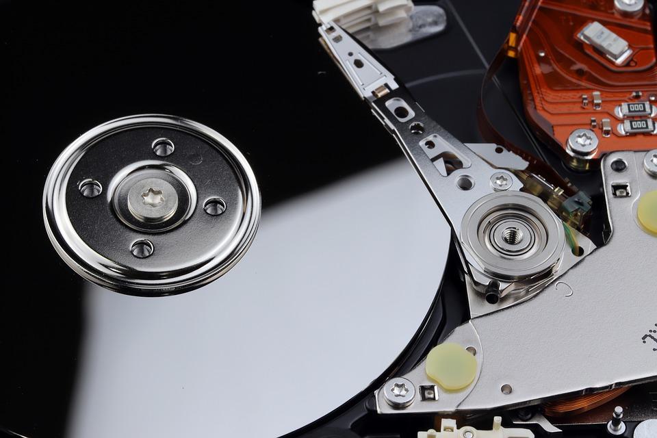 pevný disk